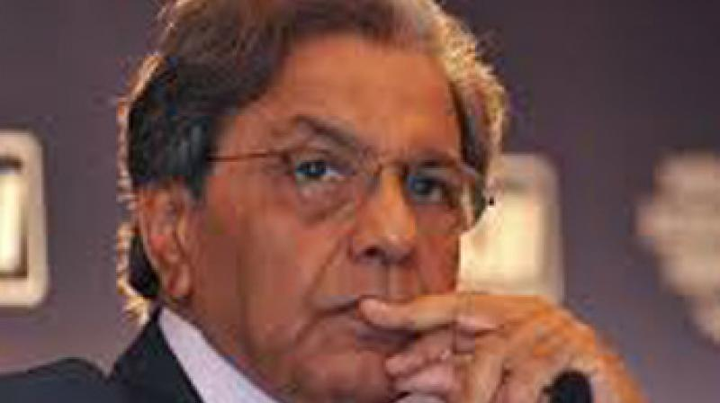 Finance Commission Chairman N K Singh.