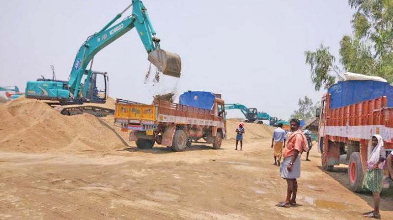 Madras High Court allows import of sand from Malaysia