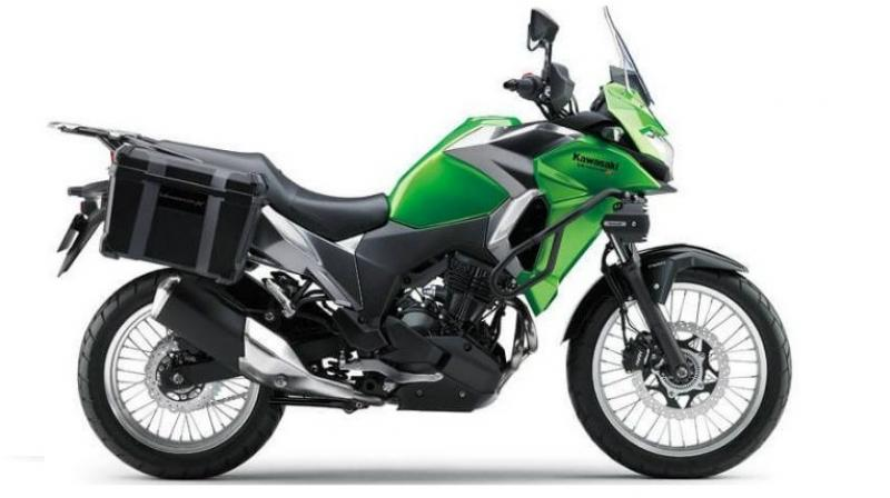 Kawasaki Versys X 300 Launched In India