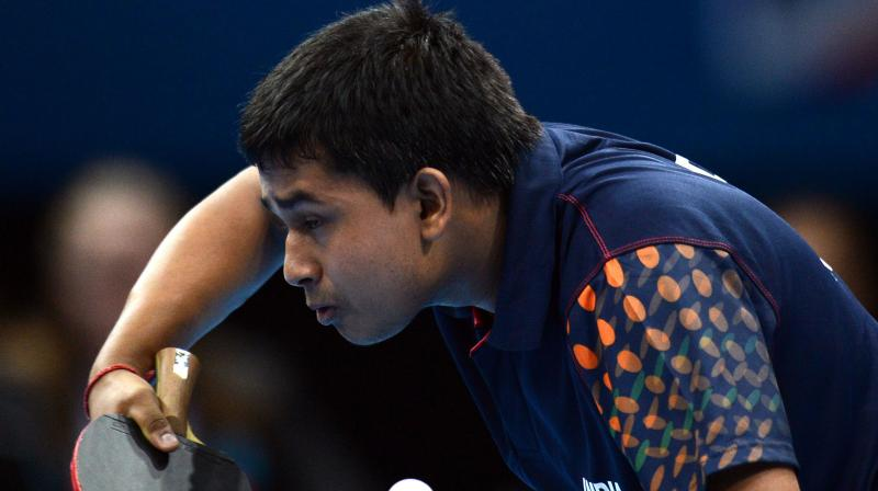 Table Tennis Olympian Soumyajit Ghosh Booked for Rape