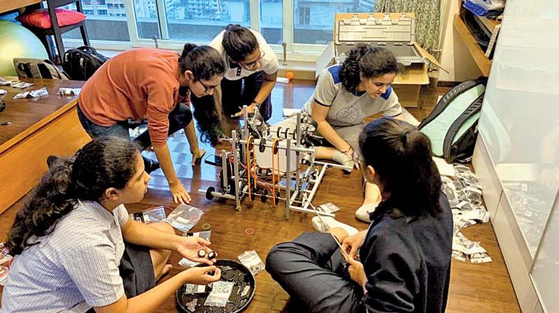 Organised by the FIRST Global Challenge – a not-for-profit organisation based in the United States, it invites nations from across the world to send their teams to compete in a Robotics Olympics themed around greatest challenges faced by the planet.