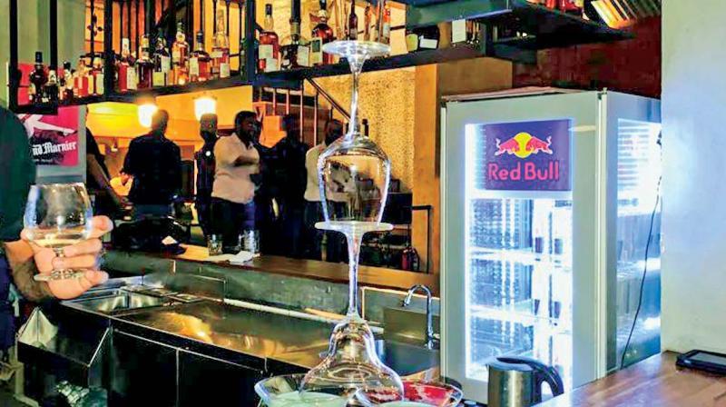 "Bartender Pushparaj J Pillai observes, ""I've noticed that guests have improved beverage knowledge these days."