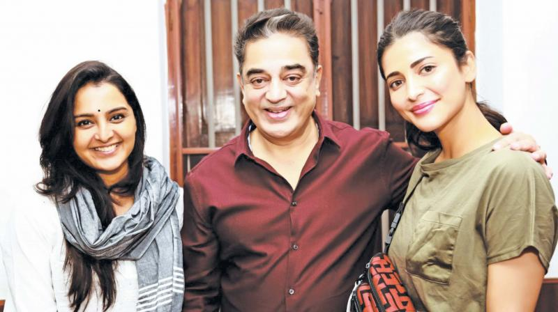 Kamal appreciates Manju