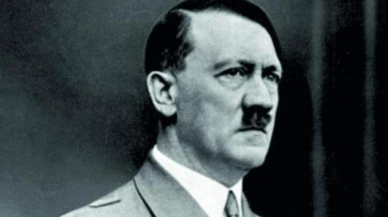 The terminal drawback of the academicians was their incapacity to recognise Adolf Hitler as a real menace. (Photo: AFP)