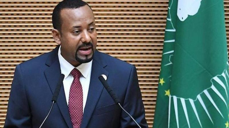 Ethiopia Prime Minister Abiy Ahmed (Photo: AFP)