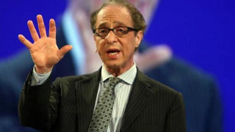 Ray Kurzweil (Photo: AFP)
