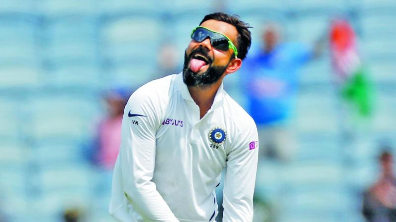 India captain Virat Kohli feels that time has come for the BCCI to zero in on five permanent Test centres for future home series, similar to the English and Australian model when top teams tour those countries.