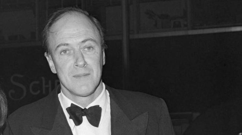 Liccy Dahl spoke to BBC Radio 4's Today programme on September 13 that marks Roald Dahl Day. (Photo:AP)