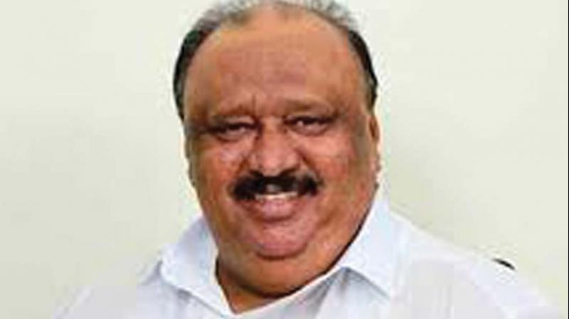 Thomas Chandy, former transport minister
