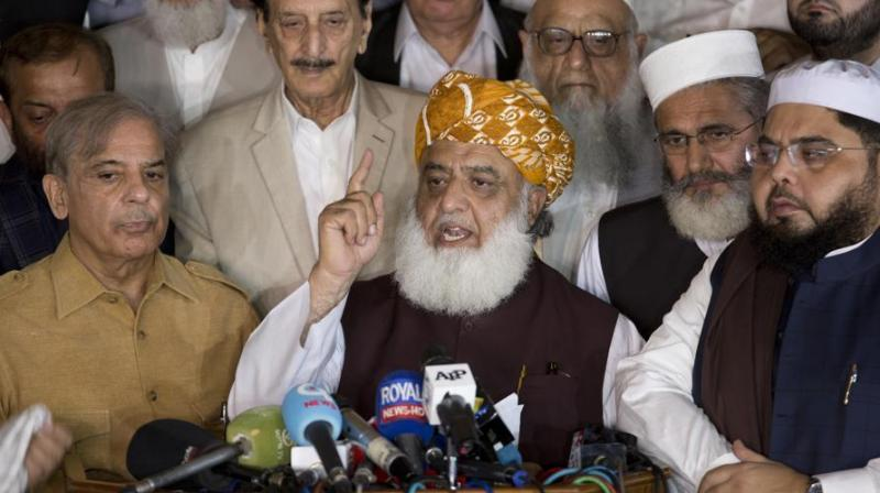 Committee formed to woo Fazlur Rehman | Daily Times