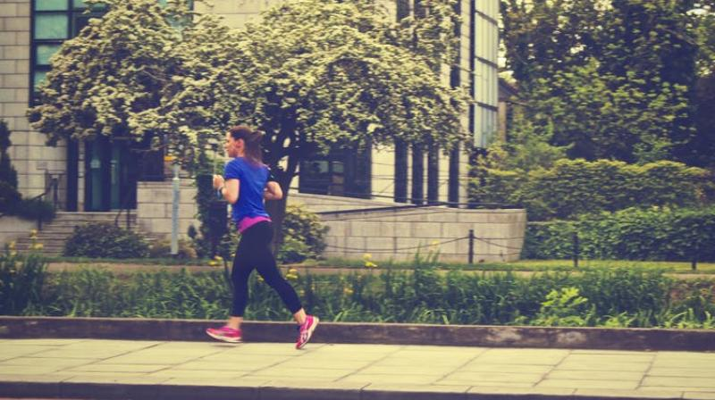 One week of running can improve brain health, study find. (Photo: Pexels)