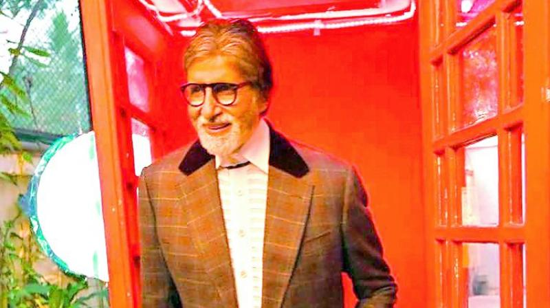 Town celebs congratulate Amitabh Bachchan for getting Dadasaheb Phalke award