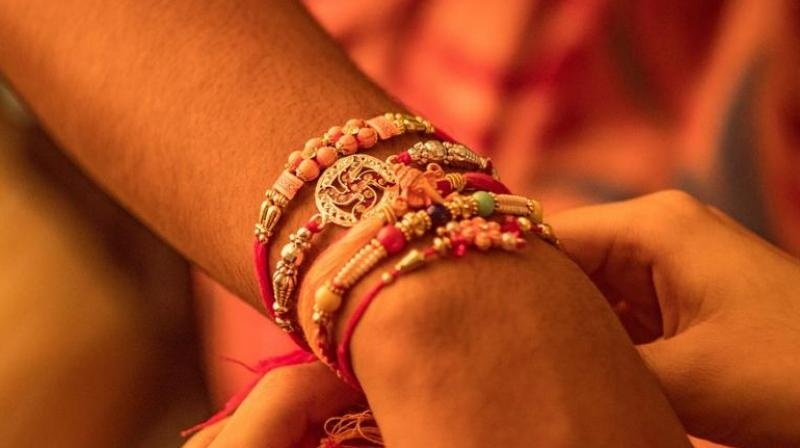 """''The order has been issued with an ulterior motive to prevent the students from celebrating Raksha Bandan tomorrow,"""" asserts V. Subramanian, secretary Jankalyan."""