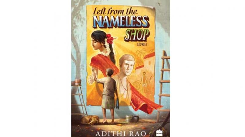 Adithi Rao Publisher: Harper Collins Pages: 328  Price: Rs 399