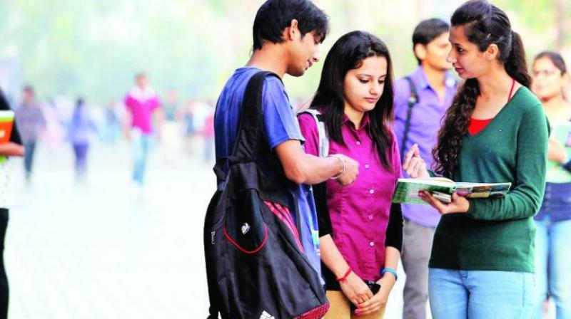 About 1,782 out of a total of 2,426 students of vocational junior colleges have passed with a pass percentage of 73 per cent. (Representational image)