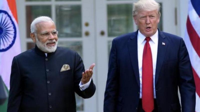 PM Modi and US President Donald Trump
