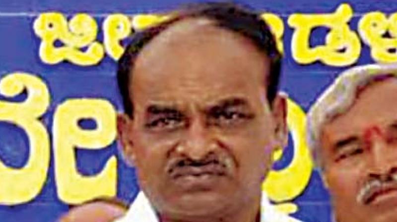 Puttaranga Shetty