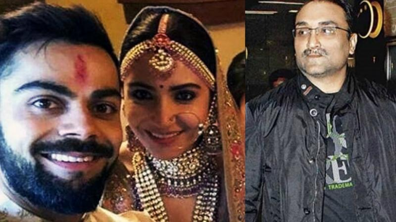 Adi, a notorious paparazzi shirker, had opted for an Italian wedding with Rani Mukerji in 2014 too.