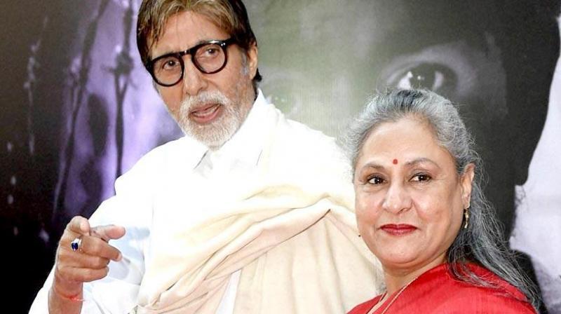Jaya Bachchan speaks about Amitabh's health.