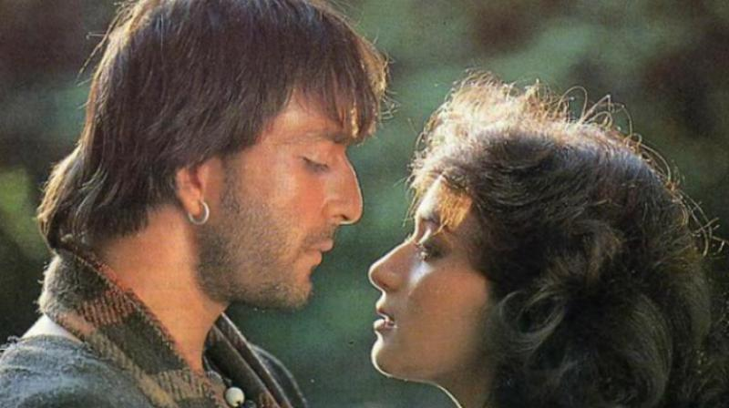 love affair of Madhuri Dixit and Sanjay dutt