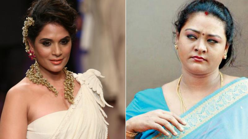 Richa Chadha Will Play Shakeela In The Upcoming Film