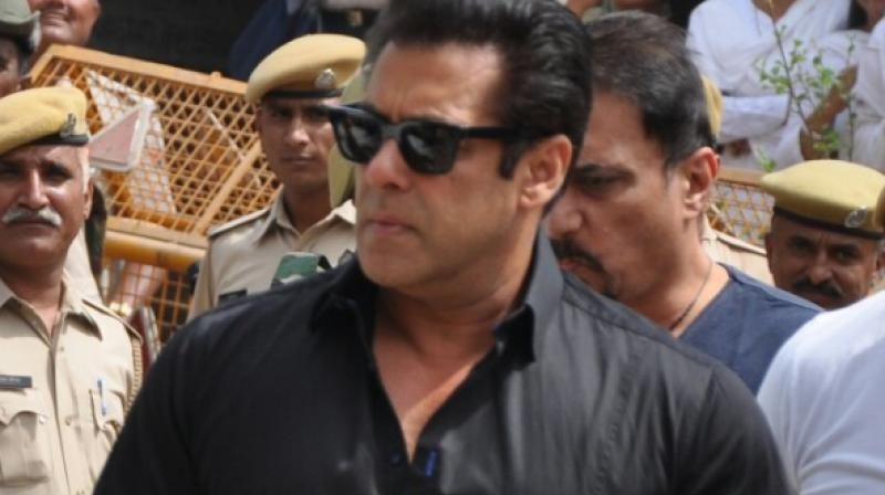 Salman Khan bail plea: Defence prepares a 51 page argument in blackbuck poaching case