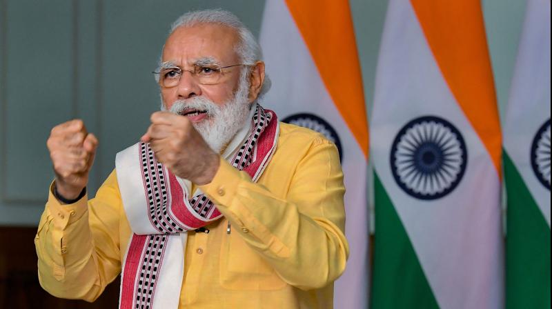 Modi to CMs in video meet: Defeat coronavirus in your states so we can emerge winner