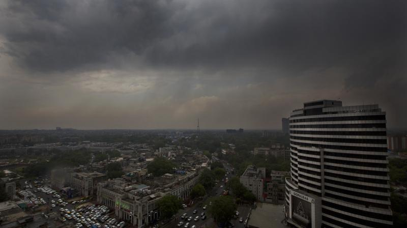 Several states in north India have witnessed erratic weather pattern over the fortnight. (Photo: AP)
