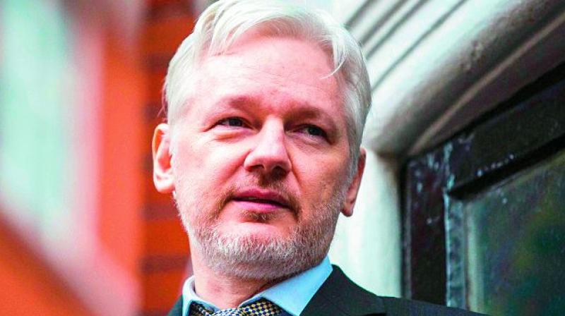 WikiLeaks founder Julian Assange said the document revealed the extent of US cyberespionage and the risk proliferation this unchecked technology posed to the world.