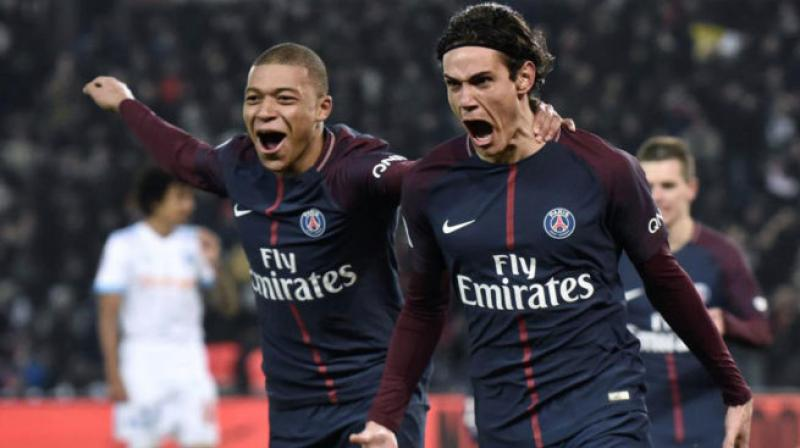 The injury means he will miss PSG's opening Champions League group game, which is set for September 17 or 18. (Photo: AFP)