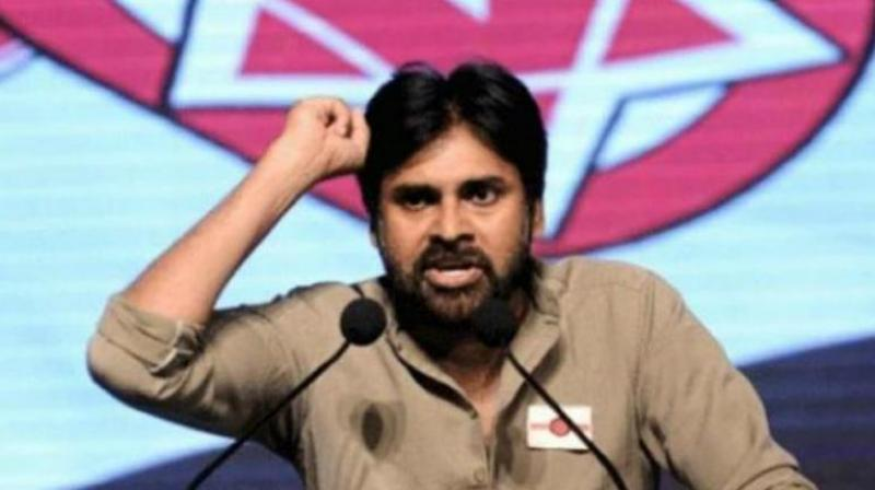 Pawan Kalyan backtracks on support?