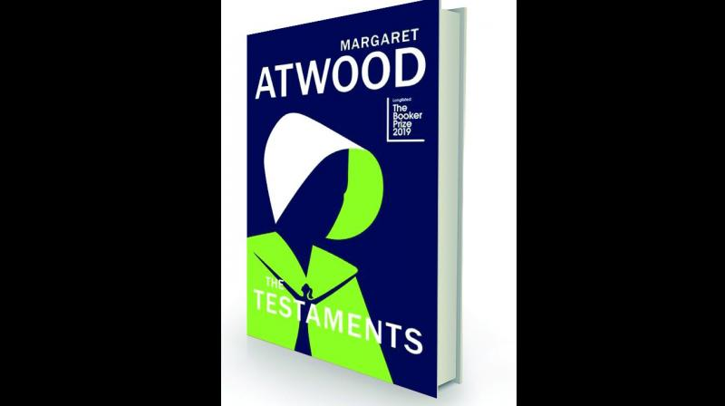 The Testaments By Margaret Atwood Chatto & Windus,  Rs 799