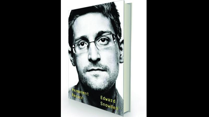 Permanent  Record By Edward Snowden Pan Macmillan,  Rs 699