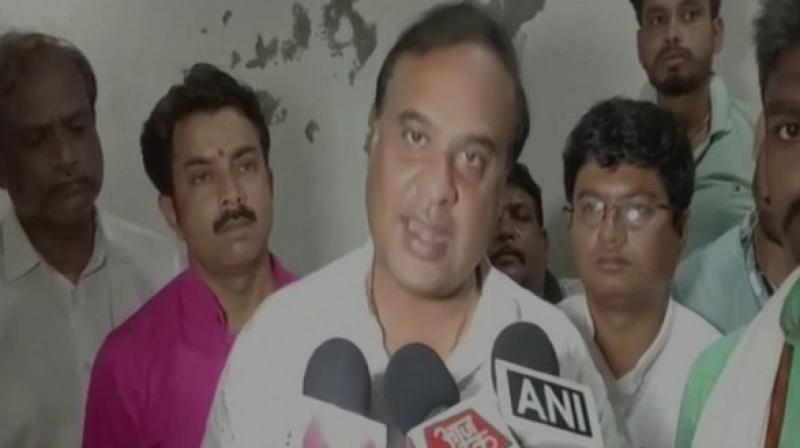 He also asserted that BJP will try to approach the Supreme Court in connection with the matter. (Photo: ANI)