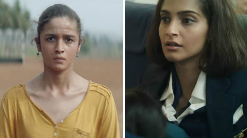 Alia's 'Udta Punjab' and Sonam Kapoor's 'Neerja' won critical acclaim as well as box-office recognition.