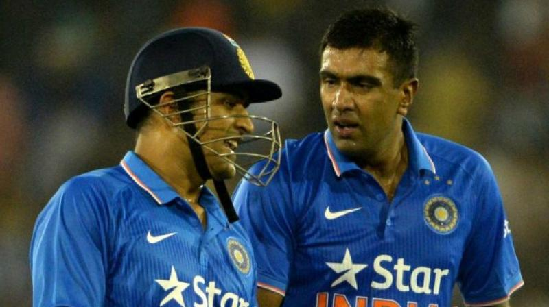 R Ashwin Fondly Talked About How He And MS Dhoni Had A Long Discussion Ahead Of