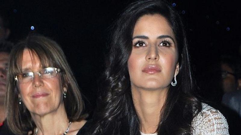 All for a cause: Katrina Kaif opens up about her mother ...