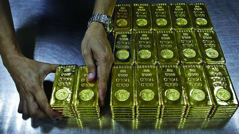 Gold has fallen from its annual high of $1,580 an ounce to the $1,460 levels now. In the past three to four weeks, considerable weakness has been evident in the bullion counter, as some of the macro-economic factors that have been pushing the prices up were seen faltering.