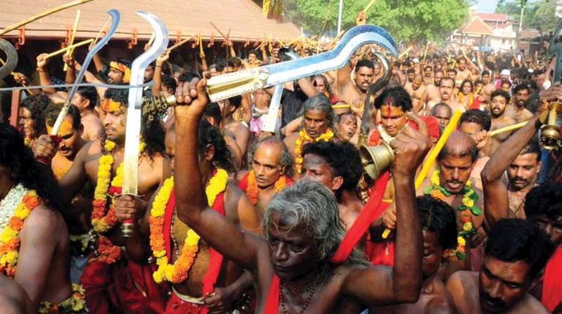 Kodungallur is arare confluence of Hindusim, islam, Judaism and Christianity.