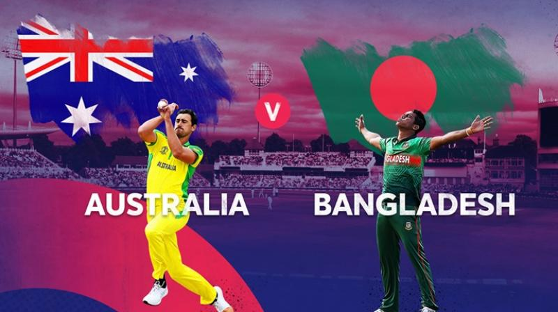 Australia easily won both previous World Cup matchups, in 1999 and 2007. (Photo: Cricket World Cup/Twitter)