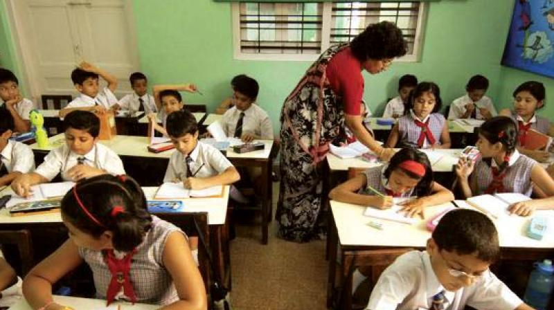 They said inspections of schools also highlighted poor performance by students. (Photo: Representational)