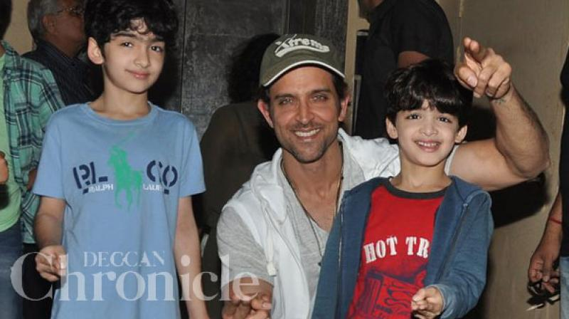 Hrithik Roshan Reveals What Thought Comes To His Mind When He Looks