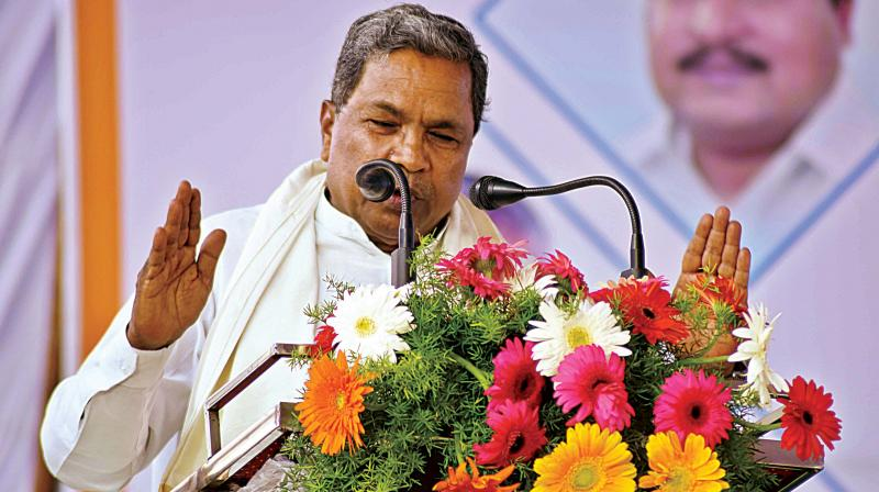 If the Congress in Gujarat had a Siddaramaiah at its helm, if he was their face against the BJP's heavyweights, maybe the Congress – all five of its leaders lost their seats.