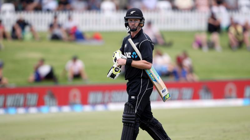 Colin Munro opts out of Test cricket to focus on limited-overs'