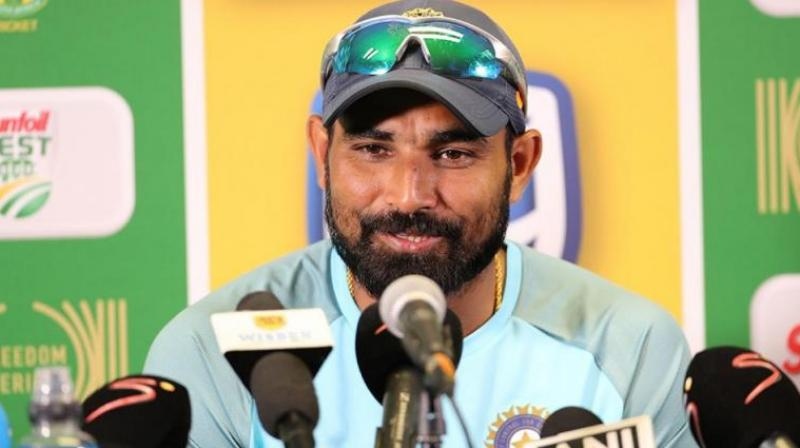 Mohammed Shami dismissed all the allegation against him and lashed out at his wife saying that she has