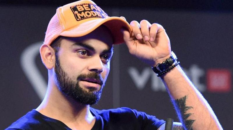 Uber India appoints Virat Kohli as its first brand ambassador
