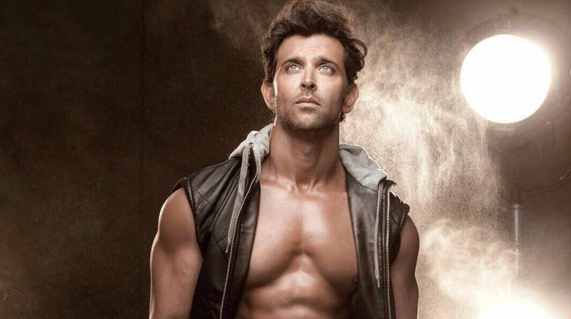 Hrithik Roshan. (Photo: Instagram)