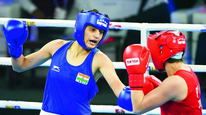 Sonia Chahal scripts a great fightback to make the final