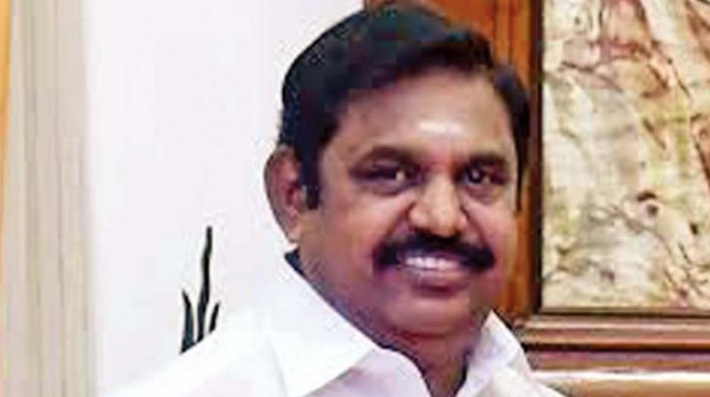 K Palaniswami, besides being co-coordinator of AIADMK, is also headquarters secretary and Salem rural district secretary. (Photo: File)