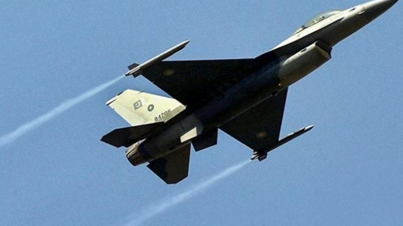 Initial reports suggested that at least three Pakistani fighter jets entered Nowshera area. (Representational image)